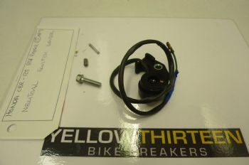 HONDA CBR125 RSF  NEUTRAL SWITCH SENSOR  #9 (CON-B)